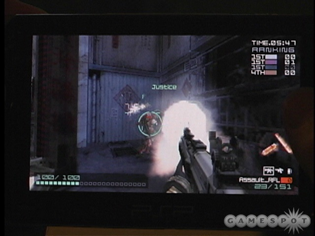 Coded Arms has a nicely featured multiplayer mode that will keep you going after the campaign is put to bed.