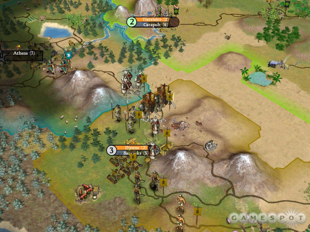 Civ IV is declaring war on the stacks of doom.