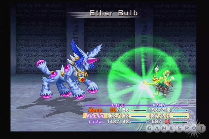 This particular boss looks like a My Little Pony experiment gone horribly wrong.