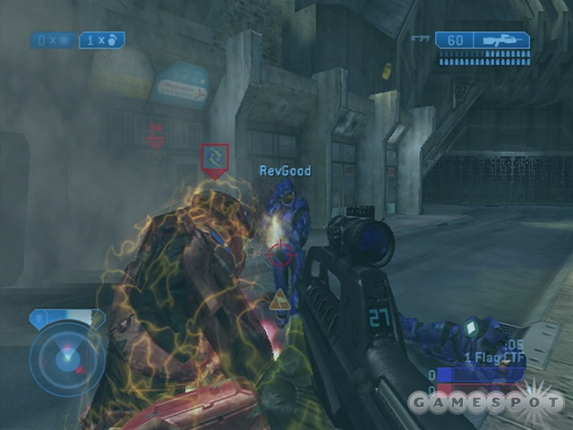 New maps like Turf create great, new settings for one of the best multiplayer action games ever.