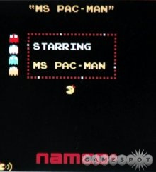 Ms. Pac-Man takes feminism to a new level.