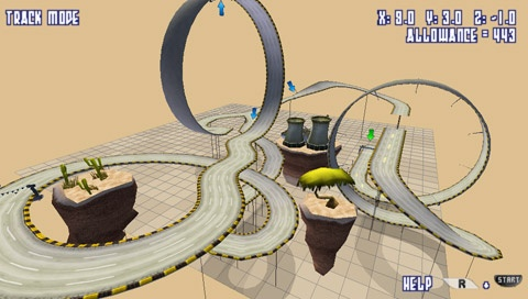 Were it not for the awful driving mechanics, the game's wealth of puzzles and the deep track editor would make it an easy recommendation.