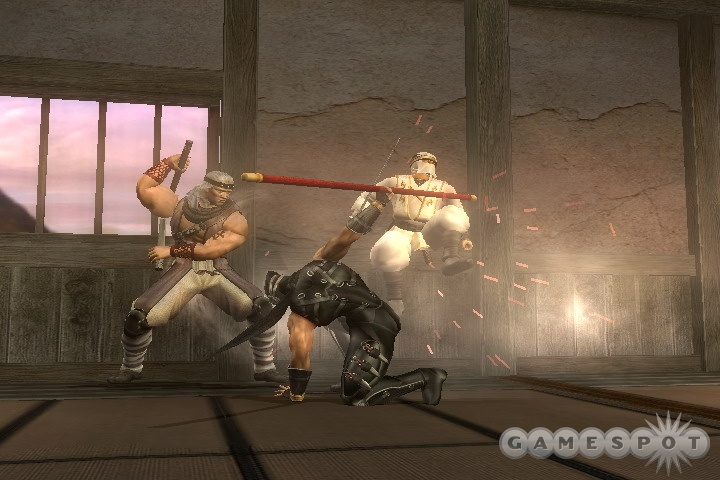 Ninja Gaiden Black fulfills the potential of its predecessor, delivering a transcendentally amazing action game.