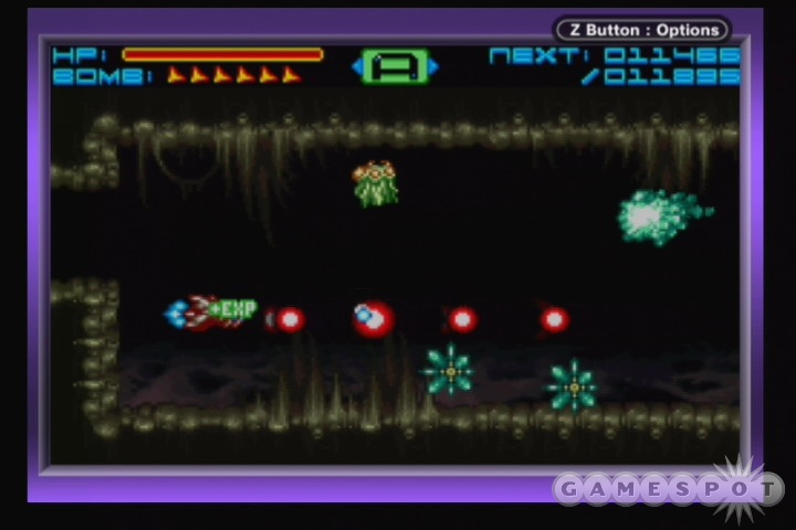 The scripted shoot-'em-up sequences are fun, but they take a backseat to tons and tons of randomized ones.