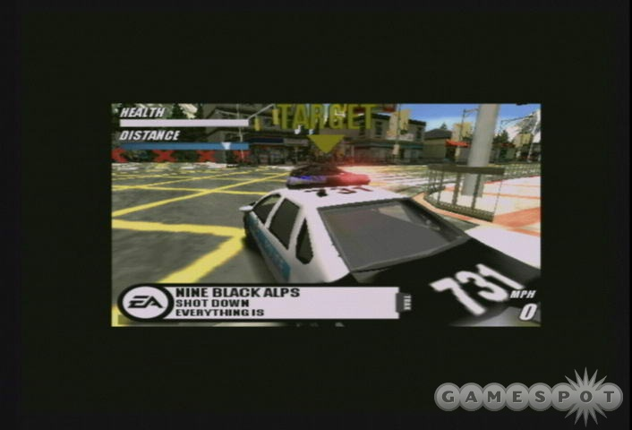 The debut of the Burnout franchise on the PSP is a resounding success.