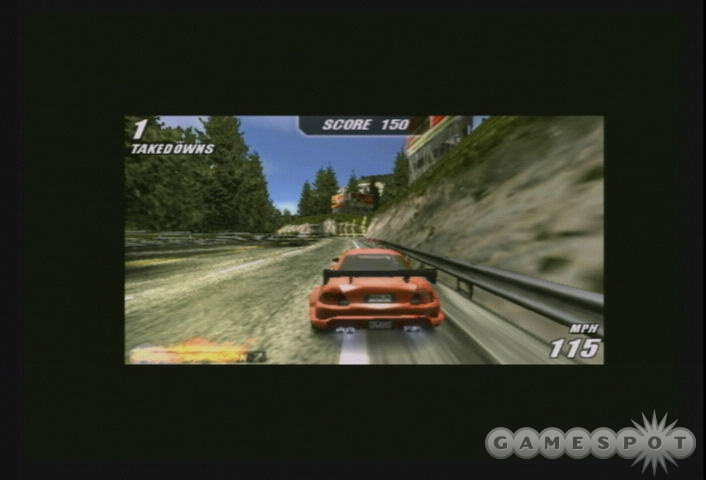 The incredible sense of speed made famous on consoles is retained extremely well in Legends.