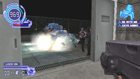 The game supports six-player ad hoc deathmatch, but the options are limited, the maps are dull, and the action just isn't fun.