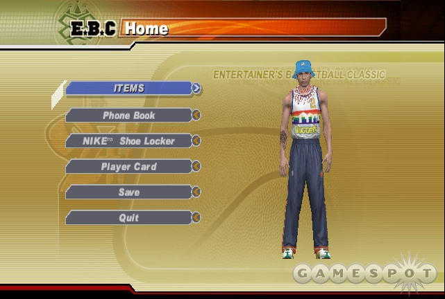 Take your created baller from obscurity to streetball glory in NBA 2K6's new-look 24/7 mode.