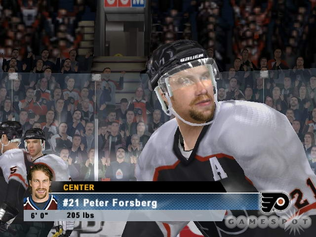 The default rosters have just a couple of big free-agency roster changes, but the downloadable rosters for the PS2 and Xbox are almost completely up to date.