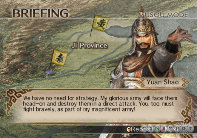 While one can hardly fault Koei for sticking with a successful formula, the formula feels more like old hat at this point.