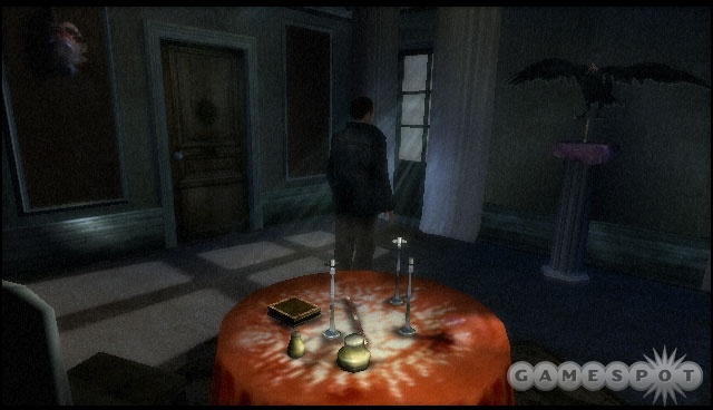 Gloomy atmosphere is not a feature Indigo Prophecy lacks.