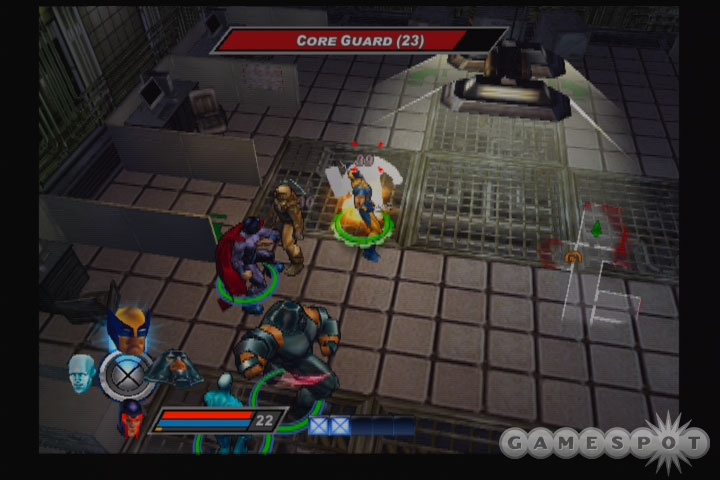 The gameplay in X-Men Legends II is nothing new, but it's still fun.