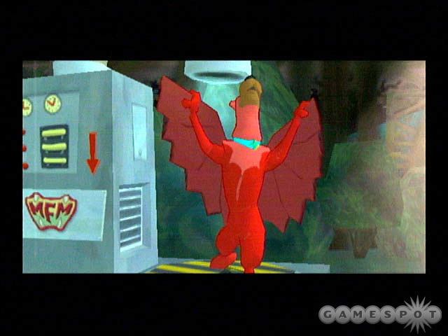 Different costumes give Scooby different abilities, such as kung fu and flight.