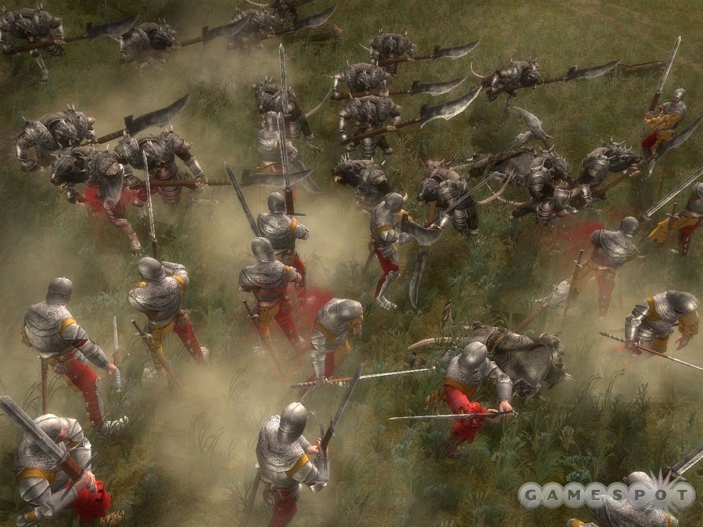 The combat is visceral and downright gorgeous.