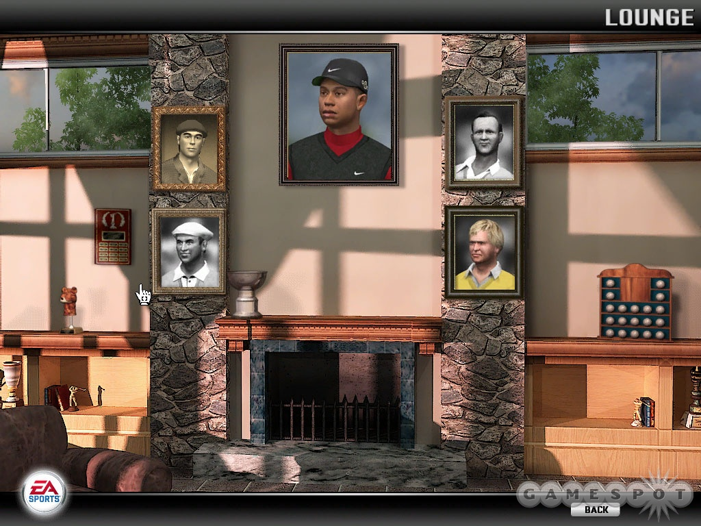 Think you've got what it takes to challenge golf's greatest? Find out in rivals mode.