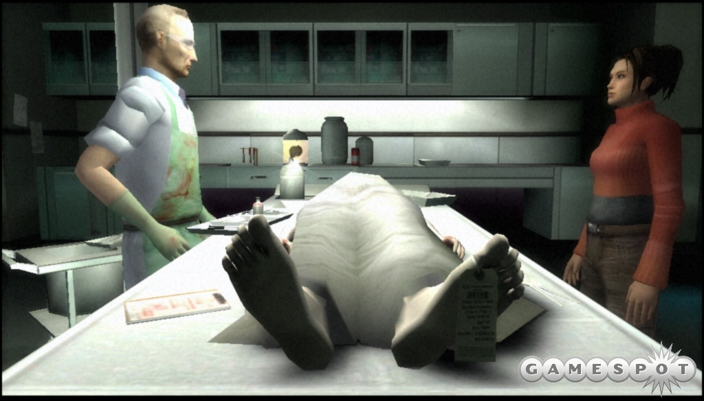 Gloomy atmosphere is not a quality Indigo Prophecy lacks.