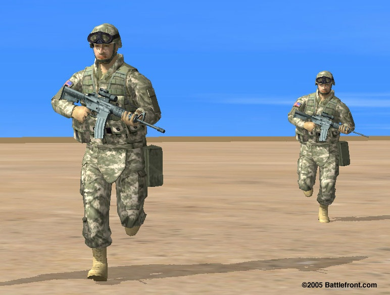 Infantry are important, particularly in urban fighting.