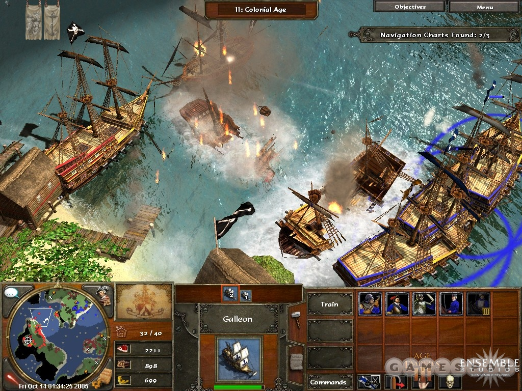 The game looks dramatically different on the surface, but much of the Age of Empires formula remains fully intact.