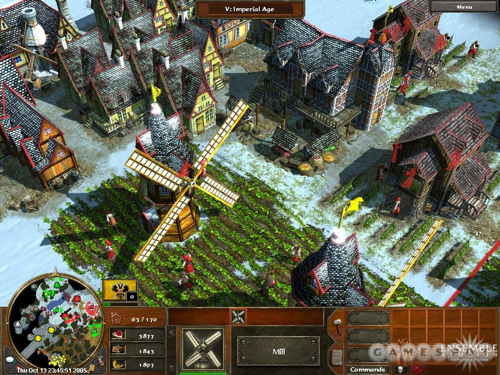 It owes a debt to its ancestors, but Age of Empires III stands tall on its own merits.