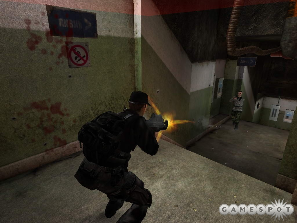 Conflict: Global Terror--because the world just isn't safe from terrorism without another counterterrorist video game.