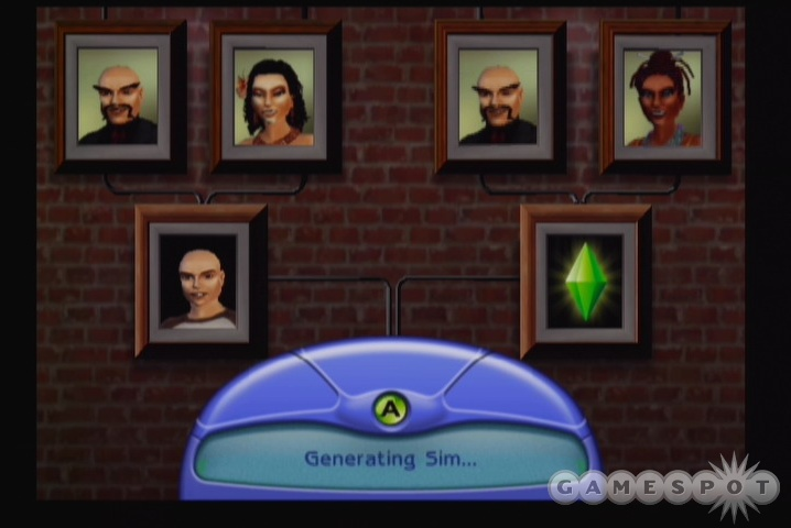 The Sims 2 has made the jump from the PC to consoles...but something might have been lost in translation.