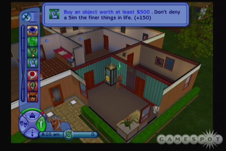 At times, The Sims 2 can seem more like work than play.