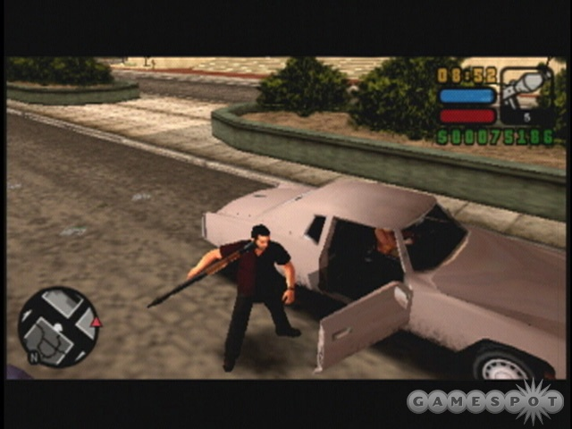 Liberty City Stories is, first and foremost, an impressive technical achievement.