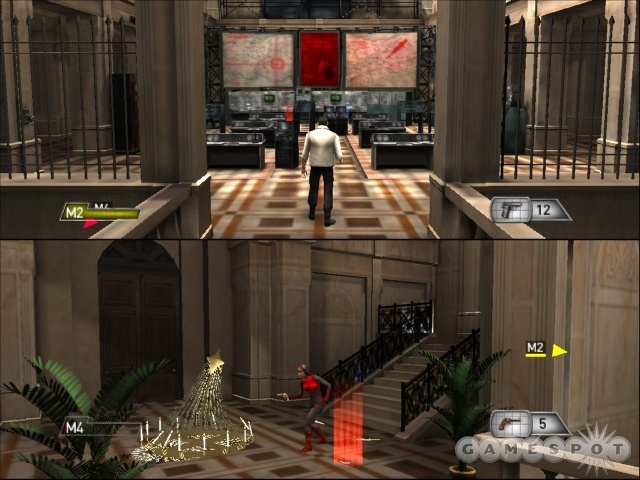 The multiplayer portion of the game falls woefully short by coming across as merely tacked on and by not presenting a full-fledged gameplay experience.