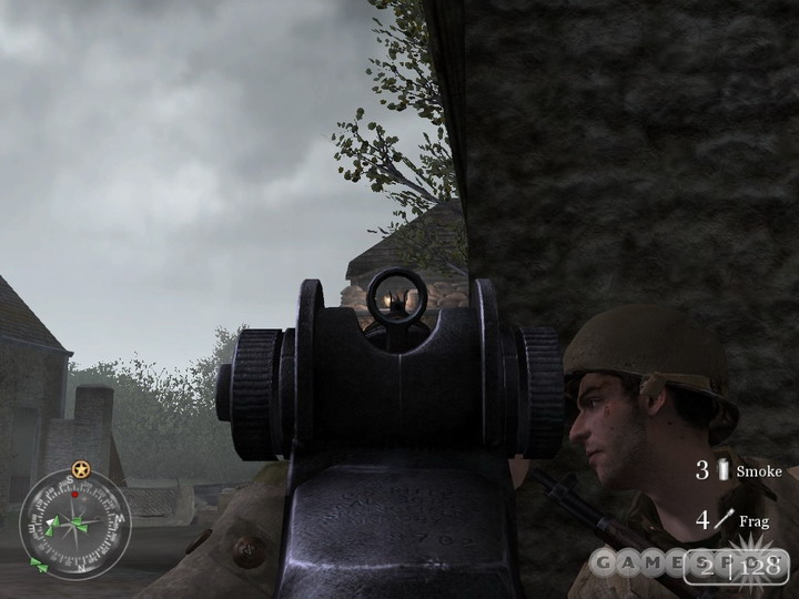 The M1 Garand is a classic weapon for a reason.