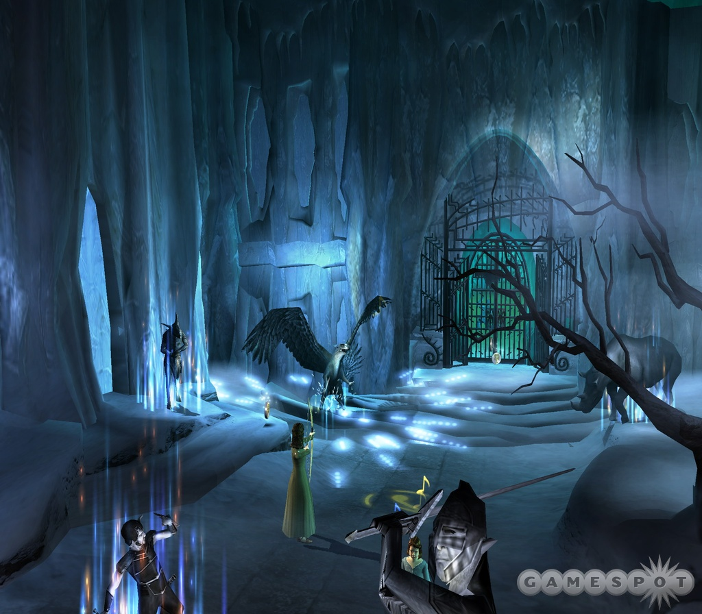 Narnia's nobler creatures will help you out in your quest to rid the land of evil.