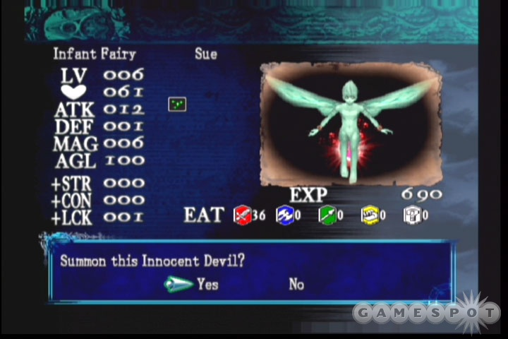 The innocent devils help you fight, but also help make most of this game rather easy.