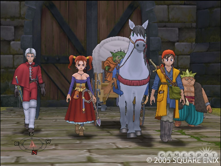 Thou has found a new Dragon Quest game! And it's really good!