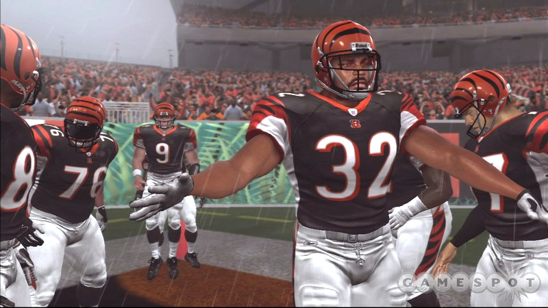 There's no doubt that Madden NFL 06 is a great-looking next-gen football game...