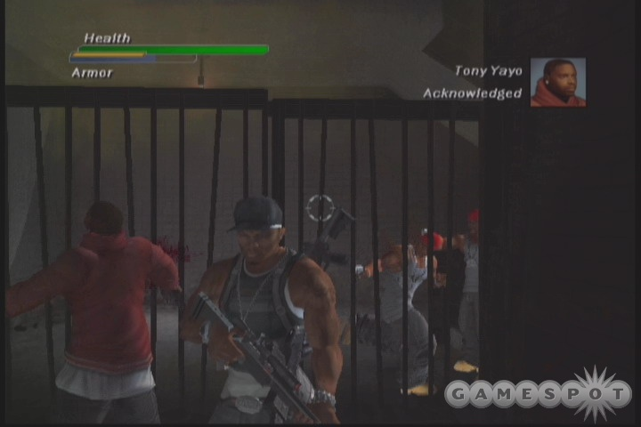 Sure, 50 Cent's video game is pretty bad...