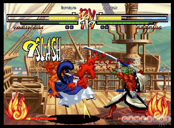 Will Samurai Shodown's style of 2D one-on-one fighting action still cut it after all these years?