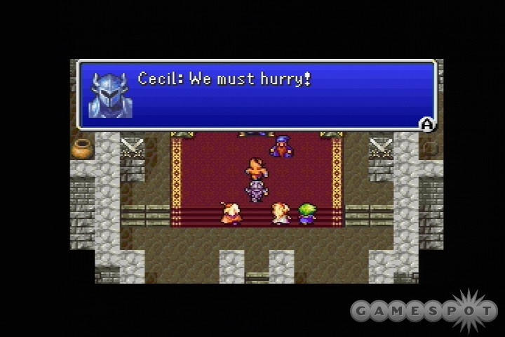 A great cast of characters and a surprisingly moving story make Final Fantasy IV one of the benchmark games in the series.