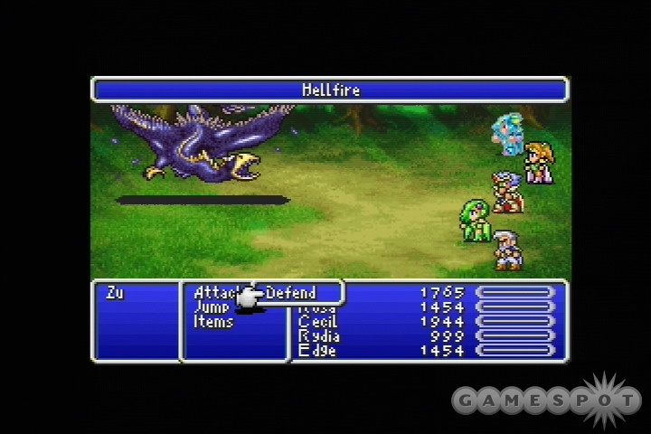 Nostalgic for it or not, chances are you'll love Final Fantasy IV if you like a good role-playing game.