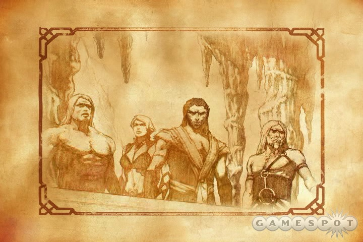 The warrior, elf, valkyrie, and wizard return in Gauntlet: Seven Sorrows, but they're not quite as interesting as they used to be.