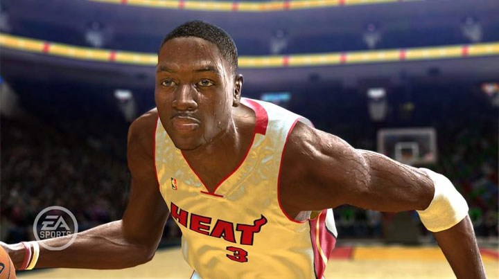 It hasn't taken Dwyane long to become one of the NBA's best.