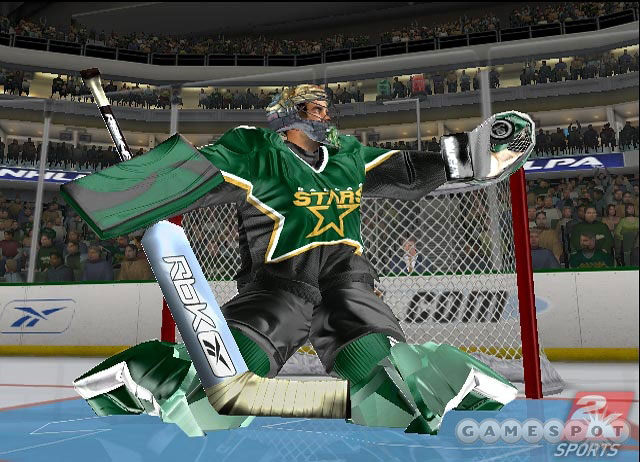 Turco might have a future in game design once his net-minding days are done.