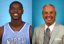 Whether it's Marvin or Roy, Tar Heels fans love their Williams'.