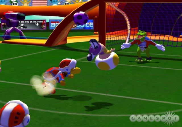 This is probably as close as we'll ever get to Shaolin Soccer: The Game.