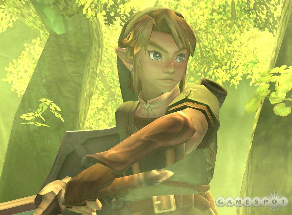 Link's back in realistic form!