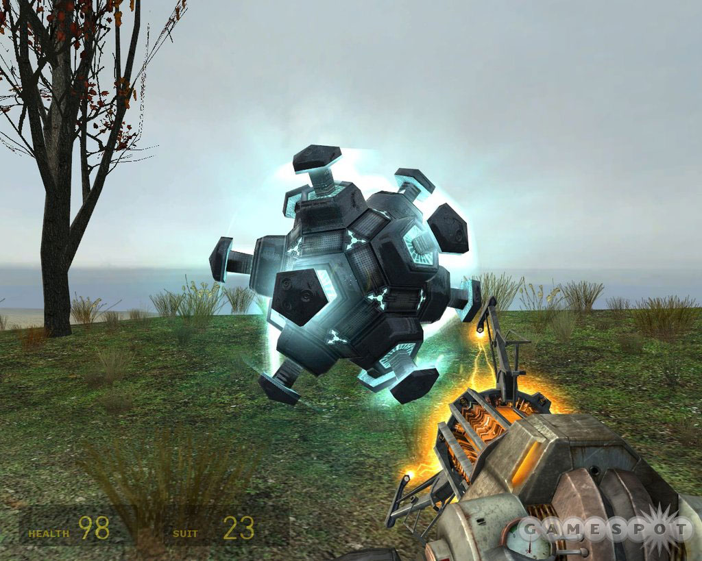 Expect to see a lot of physics effects in next-generation games.