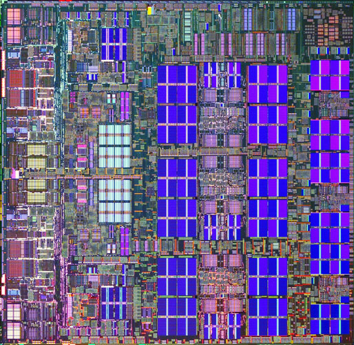 That's the Xbox 360's CPU. I think I can see my house.