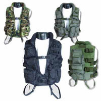 Hong Kong police players will get to wear this stylish body armor...