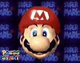 It'sa me. Mario.