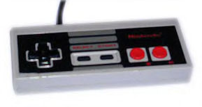 Classic NES.