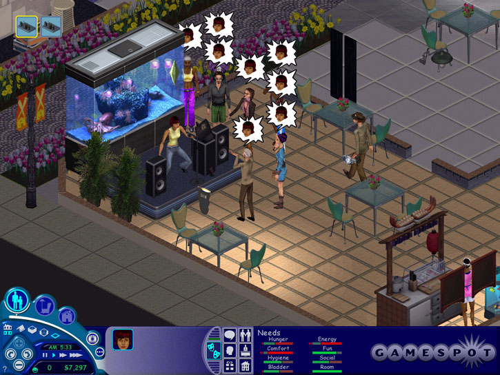 The Sims: Superstar could make you virtually famous. It's almost the same thing.