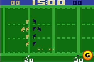 Mattel's Super Challenge Football was a step forward.